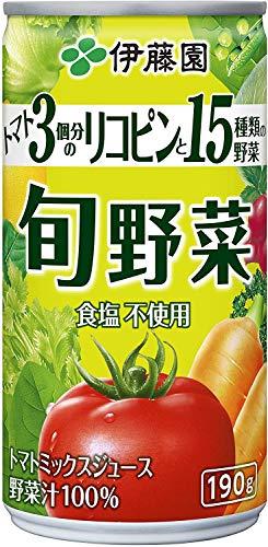 ぎっしり15種類の旬野菜 190g×20本 缶