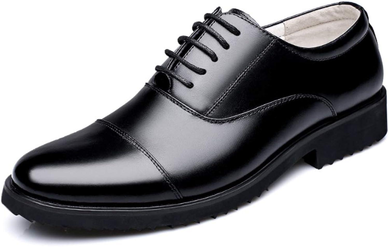 shoes de travail pour men, shoes de sport pour men occasionnels de printemps avec lacets devant plats,5.5UK