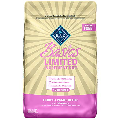 Blue Buffalo Basics Limited Ingredient Diet, Natural Dry Dog Food