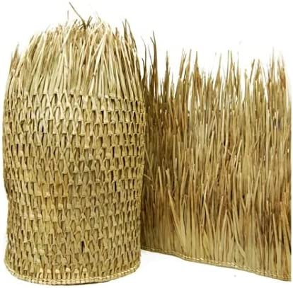 Online limited product IAM Tiki Man TS-3630 Mexican Palm Thatch Runner 36