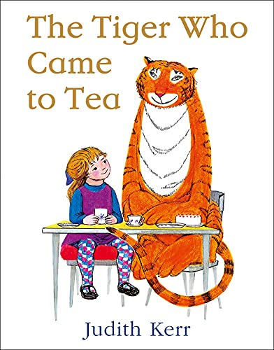 The Tiger Who Came To Tea, w. Audio-CD