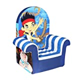 Jake and Neverland Pirates High Back Chair