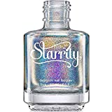 Silver Rainbow Magic Ultra Holographic Nail Polish...