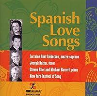 Spanish Love Songs: New York Festival of Song