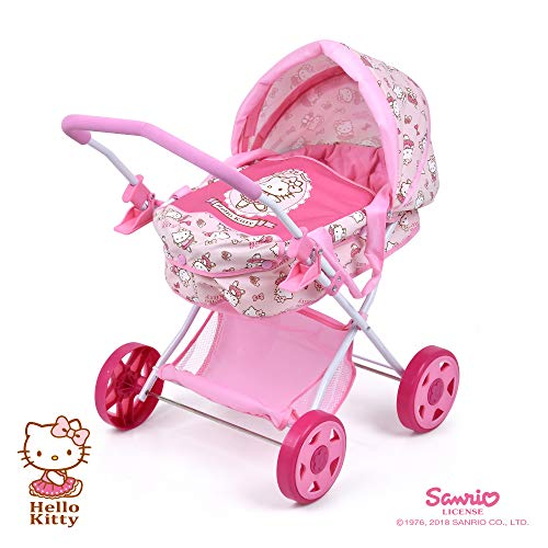 Hello Kitty Doll Pram