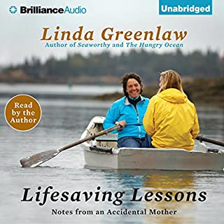 Lifesaving Lessons audiobook cover art