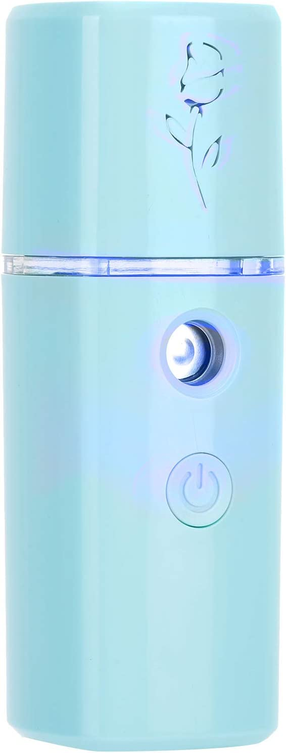 banapoy Portable Max 59% OFF Face Sprayer Beauty Moisturizer Built‑in Bat 1 year warranty