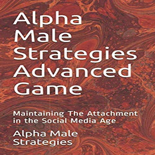 Alpha Male Strategies Advanced Game cover art
