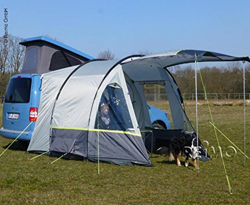 RTENT Tour Compact - Tunnelzelt für Minicamper VW Caddy, Merc.Citan, Ren.Kangoo, Ford Connect, Citroen Berlingo