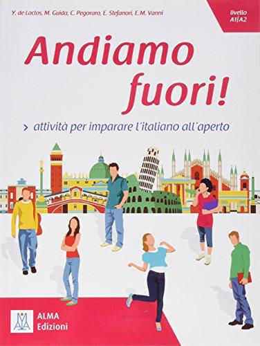 Andiamo fuori!: attività per imparare l\'italiano all\'aperto / Buch mit Kopiervorlagen