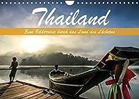 Thailand - Eine Bilderreise durch das Land des Laechelns (Wandkalender 2022 DIN A4 quer): Traumhafte Aufnahmen aus dem Land des Laechelns (Monatskalender, 14 Seiten )