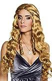 Boland- Peluca de mujer Margaery para adultos, marrón, talla única, 85850