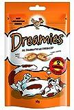 Dreamies Katzensnack mit Huhn, 3er Pack (3 x 60g)