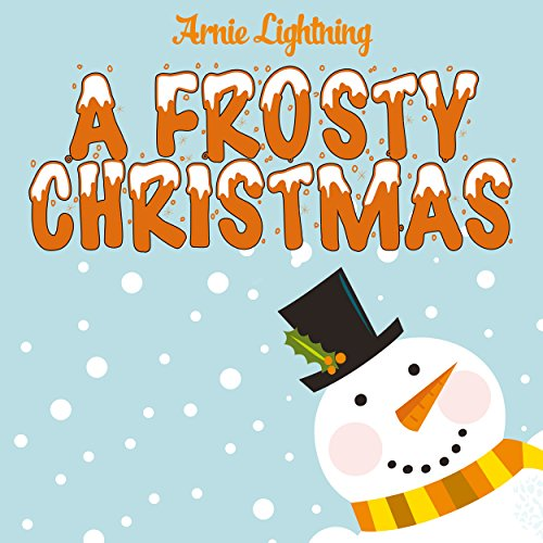 A Frosty Christmas audiobook cover art