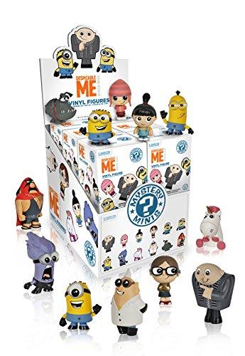 Despicable Me Funko Geheimnis Minis Blinde Box Zahlen: Einzelkarton Despicable Me Funko Mystery Minis Blind Box Figures: single box