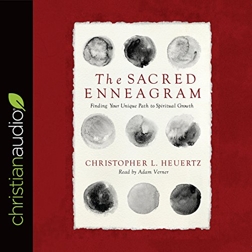 The Sacred Enneagram audiobook cover art