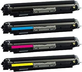 EliveBuyIND® CF400 Compatible Laser Toner Set ,use For Hp Color Laserjet Pro M252/m252n,Mfp M277/m277n CF400/CF401/CF402/CF403