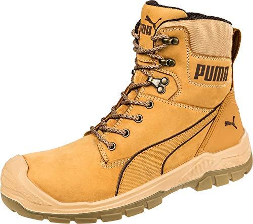 PUMA Safety Conquest Wheat HIGH Sicherheitsstiefel Gr. 46