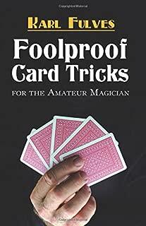 MMS Foolproof Card Tricks by Karl Fulves - Book