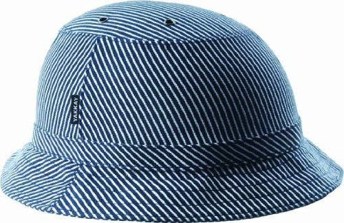 Yakkay - Tokyo Blue Stripe - Cover - S (ohne Helm)