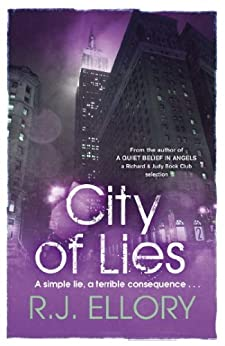 City Of Lies by [R.J. Ellory]