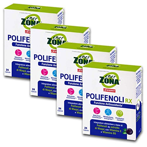 ENERVIT enerZONA POLIFENOLI RX 24/48/96capsule (96)