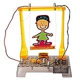 Toyvian Niños Niños DIY Juguetes educativos para Columpios Juguetes de electromagnetismo Hechos a Mano