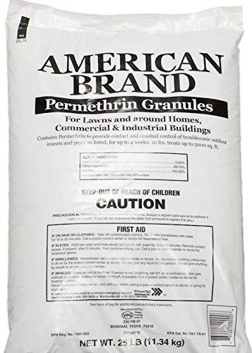 PERMETHRIN GRANULE 25LB