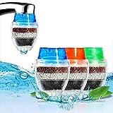 MUITOBOM Filtro de agua de coco para el hogar, 3 unidades