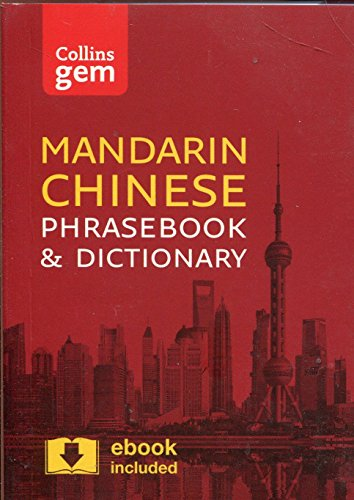 Collins Dictionaries: Collins Mandarin Chinese Phrasebook an (Collins Gem)