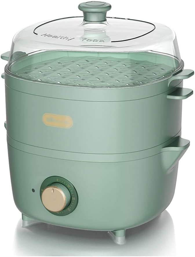 ygqzg 220V 4L Electric Steamer 2 Househol Layers Multifunctional A surprise price is safety realized