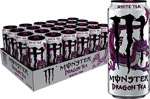 Monster Energy Dragon Tea, White Te…