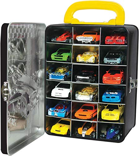 Maleta Porta Carrinhos Hot Wheels