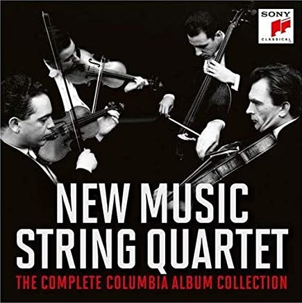 New Music String Quartet - Complete Columbia Album Collection (2019) LEAK ALBUM