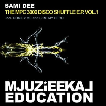 The MPC 3000 Disco Shuffle Vol.1