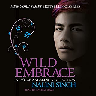 Wild Embrace: A Psy-Changeling Collection cover art