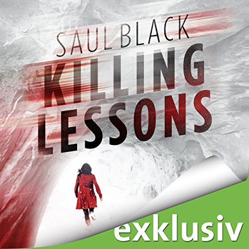 Killing Lessons audiobook cover art