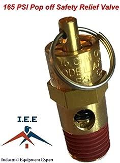 Best air compressor tank pressure relief valve Reviews