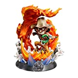 siyushop One Piece: Usopp PVC Figure Collezione Action Figure Best Gift for Kids Adulti E Anime Fans - High 7,4 Pollici