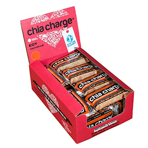 Mini Flapjack Pack - Chia Seeds - Energy Bar - Healthy Snack Bar - Bars -...