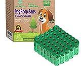 Bolsas para Excrementos Residuos Caca Perros Gatos Mascotas Extrafuertes Biodegradables de...