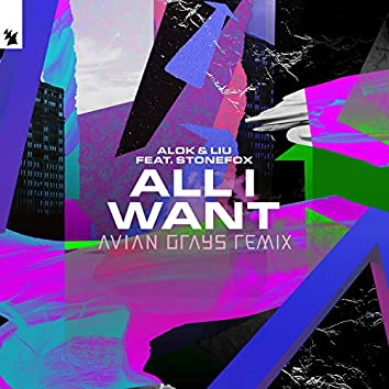All I Want (AVIAN GRAYS Remix)