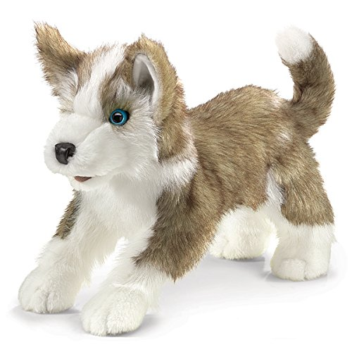 Folkmanis Wolf-Chiot