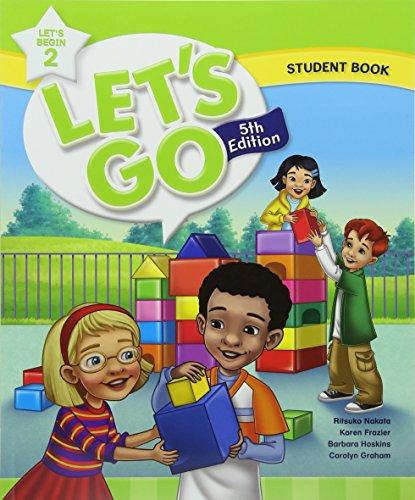 Let's Begin: Level 2: Student Book