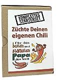 Set de cultivo de chile para el día del padre idea del regalo - Für den besten und stärksten Papa der Welt - Regalo de papá Día del Padre