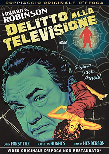 ROBINSON,FORSYTHE,HUGHES - DELITTO ALLA TELEVISIONE (1953) (1 DVD)