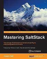 Mastering Saltstack 1785282166 Book Cover