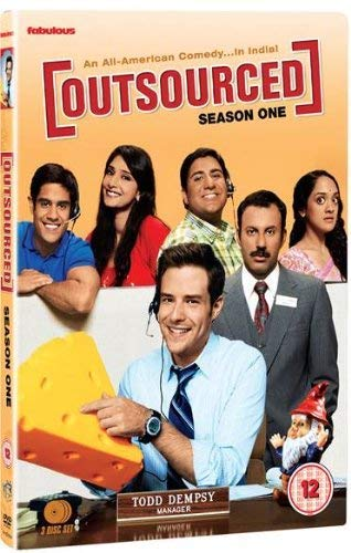 Outsourced - Season 1 [3 DVDs] [UK Import]