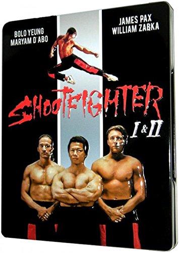 Shootfighter - Limited Steelbox / 3D Futurpak Edition - 1 Blu-Ray + 2 DVDs (limitierte Auflage auf 1000 Stk) - Blu-ray [DVD]