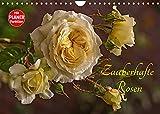 Zauberhafte Rosen (Wandkalender 2022 DIN A4 quer)
